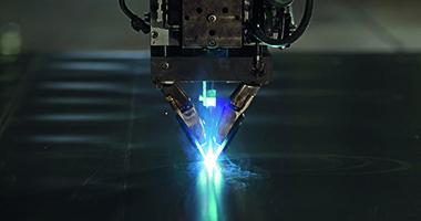 Serviços de processamento da SSAB - Soldagem a laser