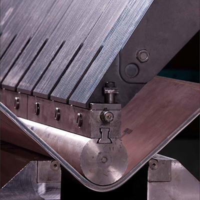 SSAB Processing services Press bending