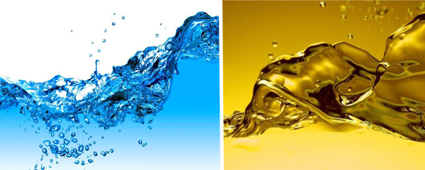 Reliable quenching in water, water-polymers and oil