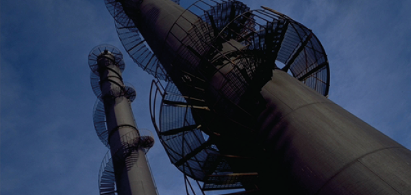 Proses endüstrisi için SSAB Weathering çelik ve COR-TEN®