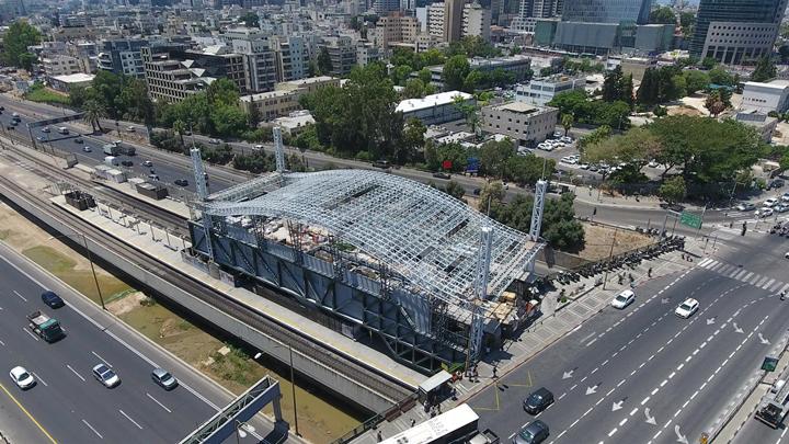 Gare de Tel Aviv-Hashalom