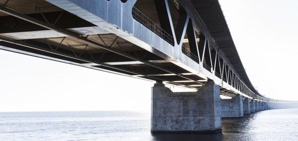SSAB Weathering Stahl und COR-TEN® für Konstruktionen und Brücken