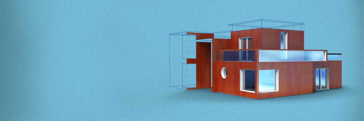 COR-TEN®은 전형적인 건축물 및 예술 작품용 강재입니다.