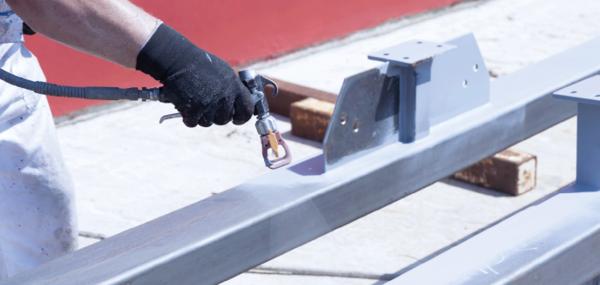 SSAB Weathering -terästen myötölujuus on jopa 960 MPa, joten siitä voidaan valmistaa lujia, kevyitä ja kestäviä rakenteita.