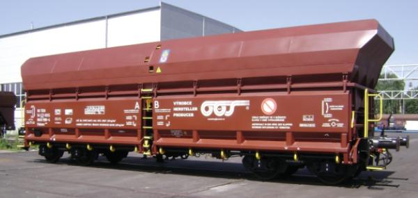 Acero SSAB Weathering y calidades COR-TEN® para transporte pesado