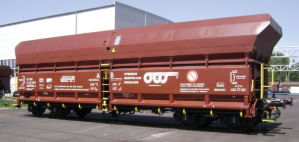 SSAB Weathering steel and COR-TEN? for heavy transport