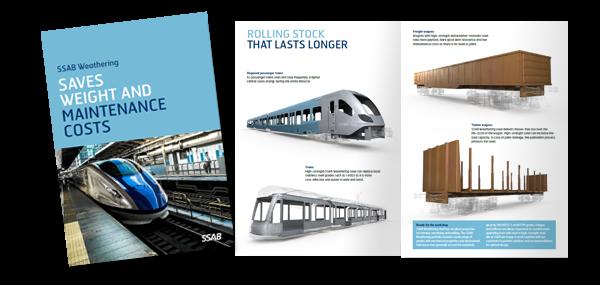 Heavy transport brochure