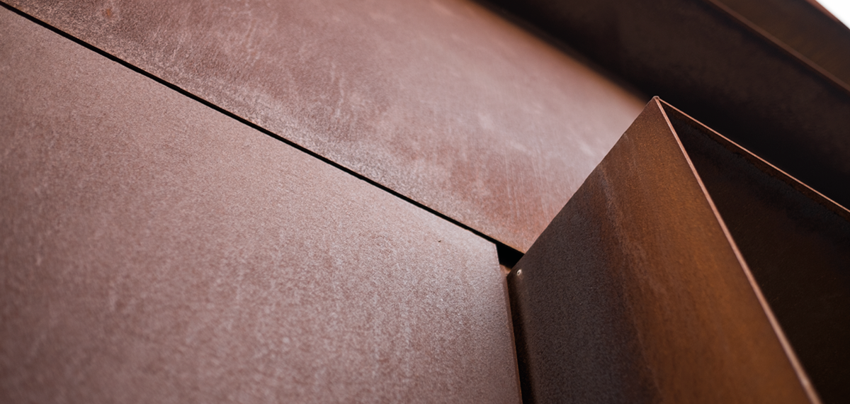 SSAB Weathering and COR-TEN® corrosion-resistant steels