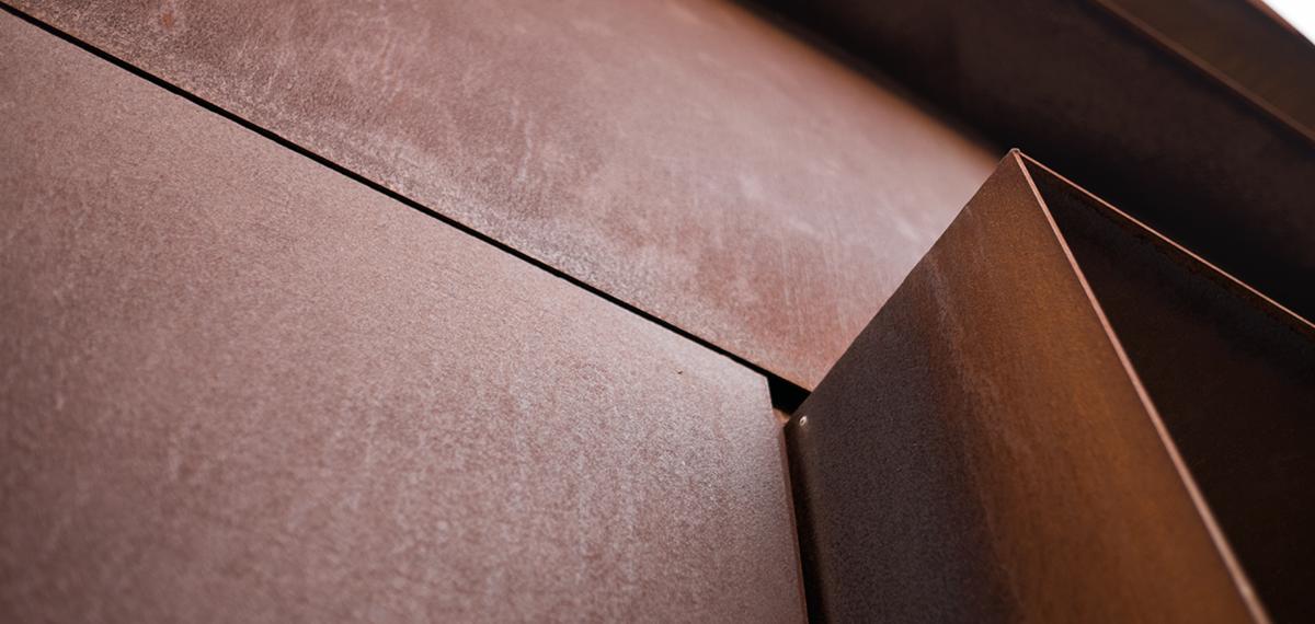 Aciers résistants à la corrosion SSAB Weathering et COR-TEN®