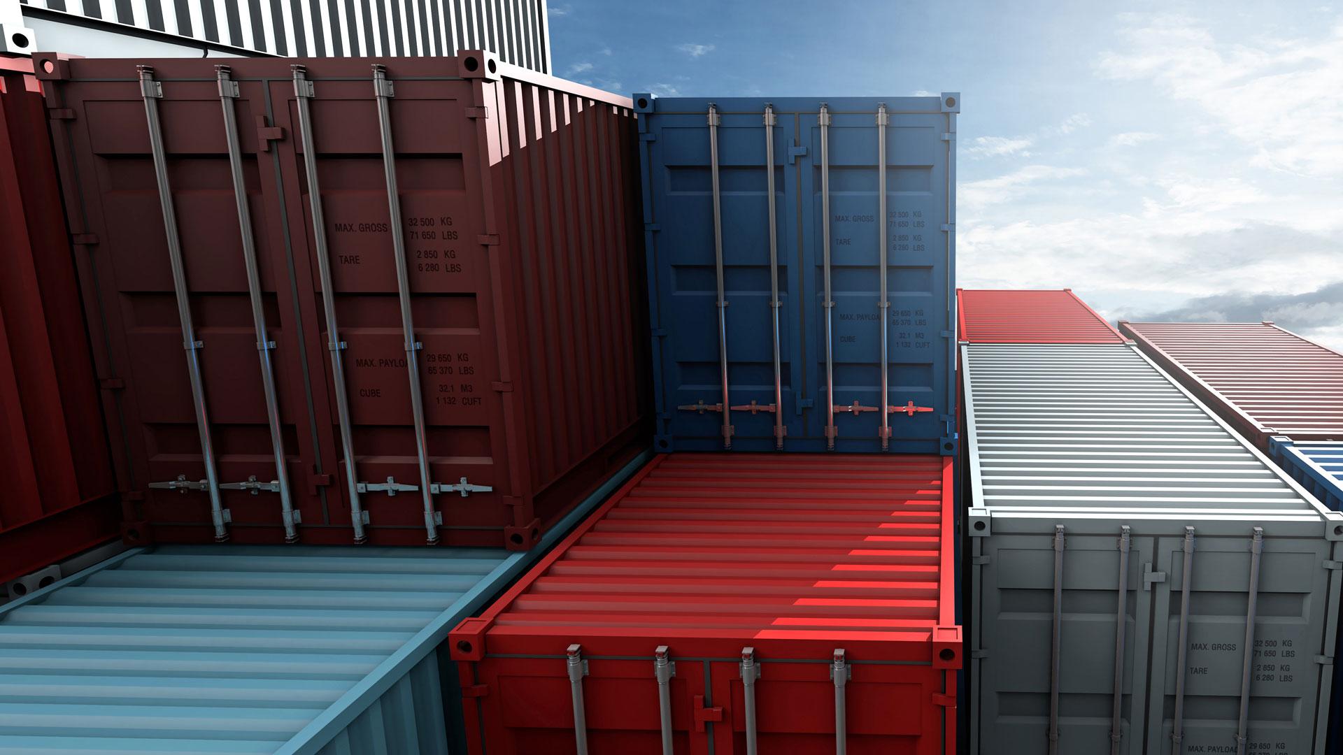 SSAB Weathering für Schwerlasttransporte