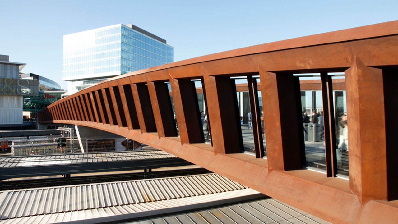 SSAB weathering - corrosion resistant steel