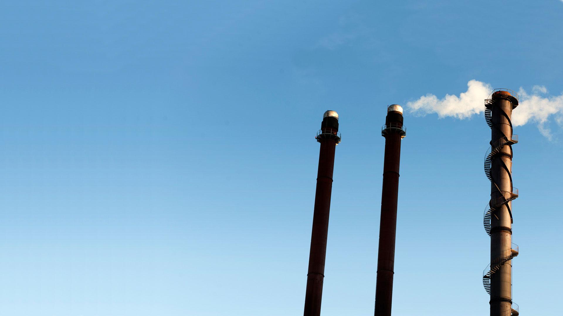Povětrnostně odolná ocel SSAB pro odvětví průmyslového zpracování