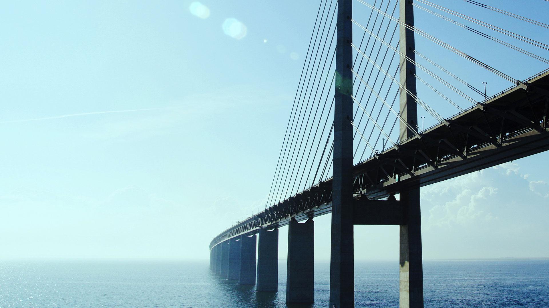 Yapılar ve köprüler için SSAB Weathering çelik