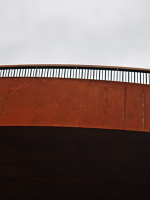 SSAB Weathering and COR-TEN® steel for long-term protection of