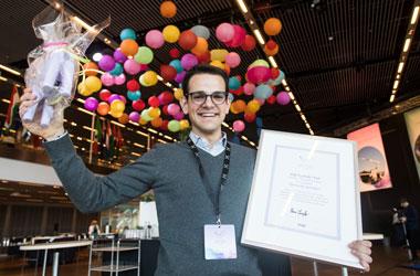 University steel prize winner 2018