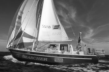 Searcher and Langedrag Marin AB