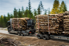 SSAB Strenx timber trailer