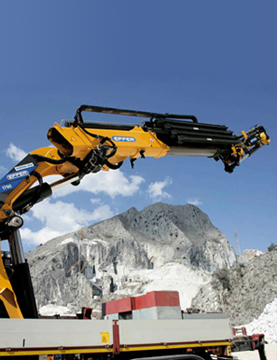 SSAB expertise helps crane manufacturer develop cranes that can take the strain
