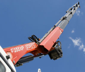 Strenx? 700 MC Plus in Fassi crane