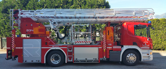 Customer case: Rosenbauer