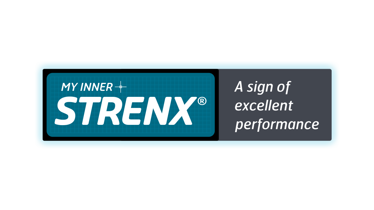 My Inner Strenx® – a sign of excellent performance