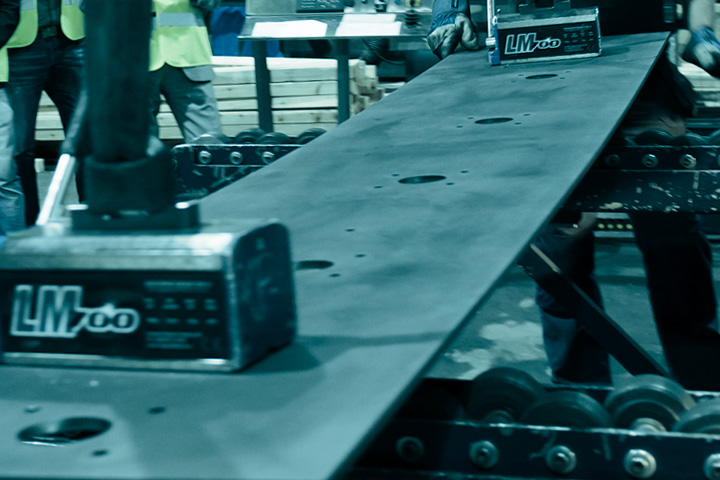 Strenx 제품-기계적 절단