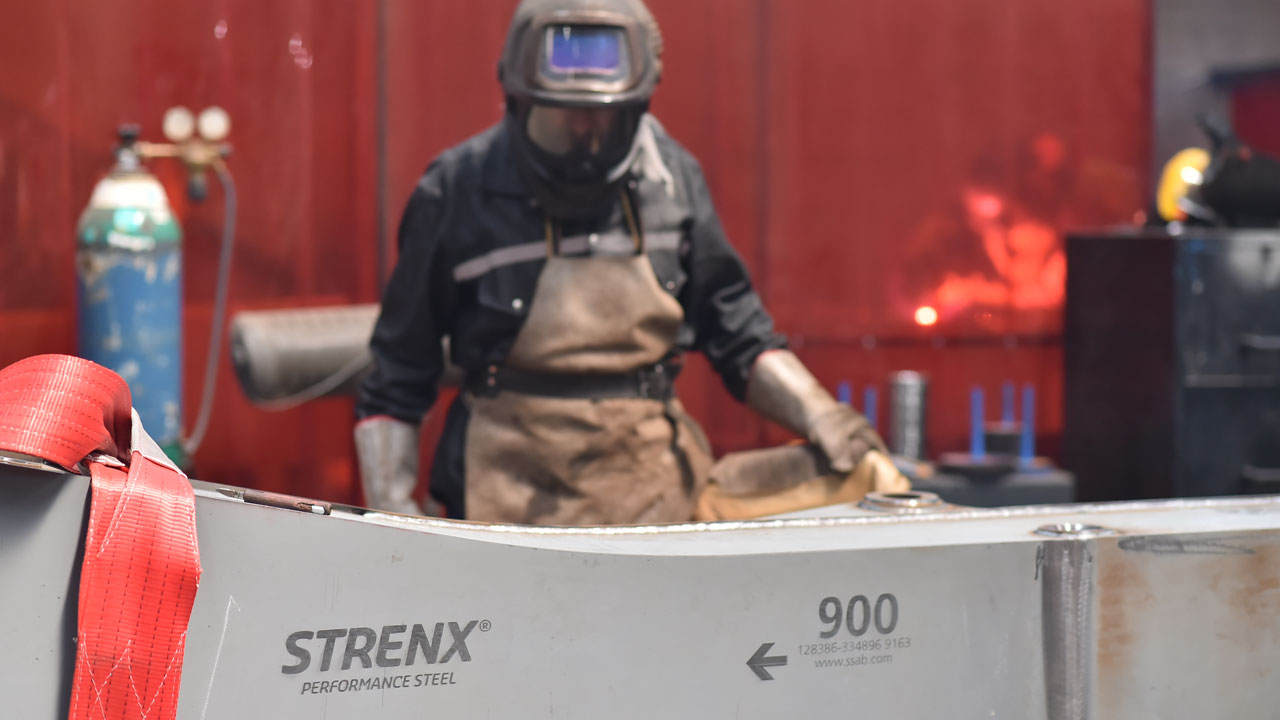 Strenx 900