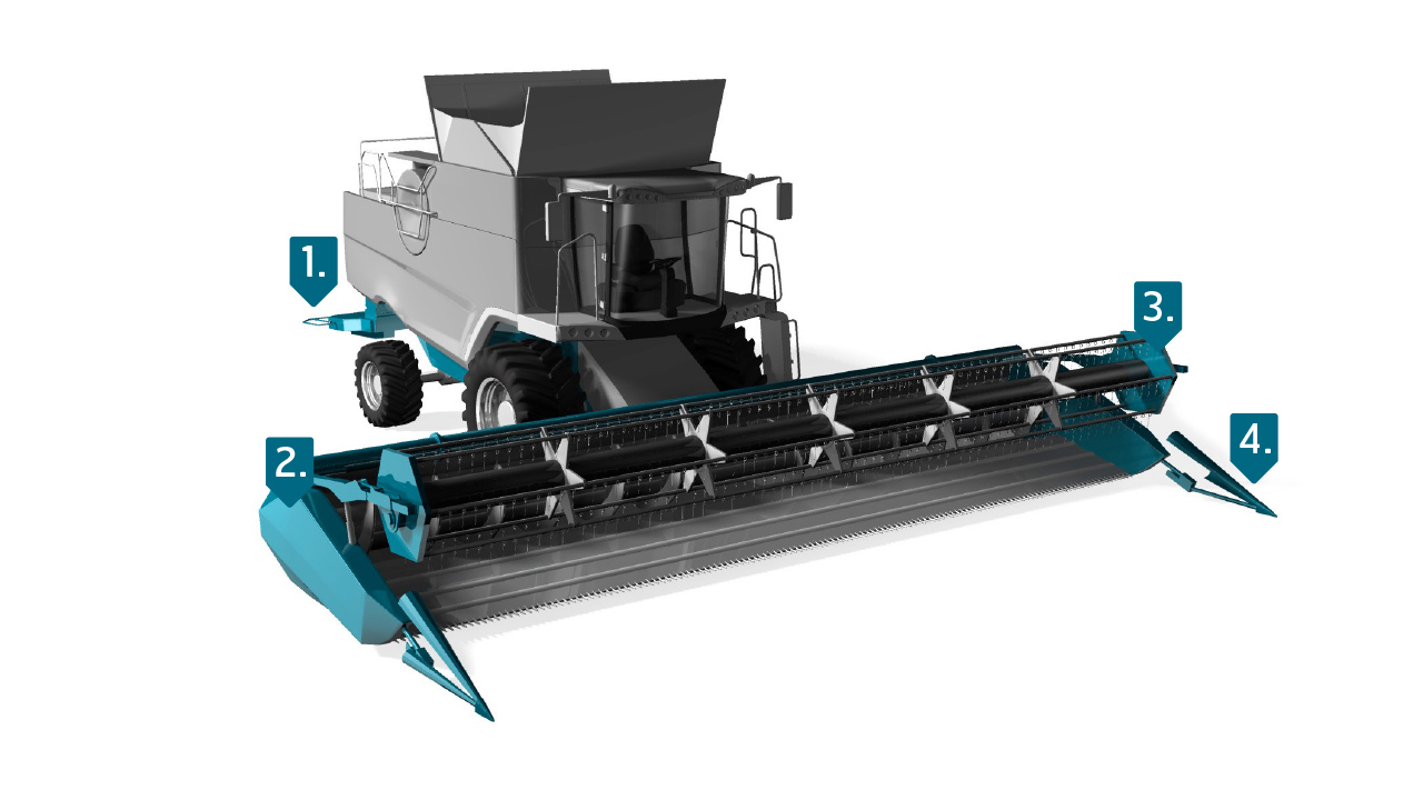 STrenx® for harvesters