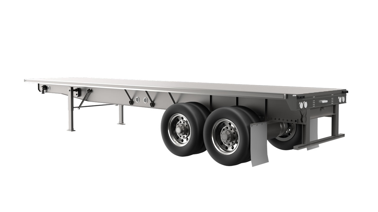 Strenx® performance steel for flatbed trailers