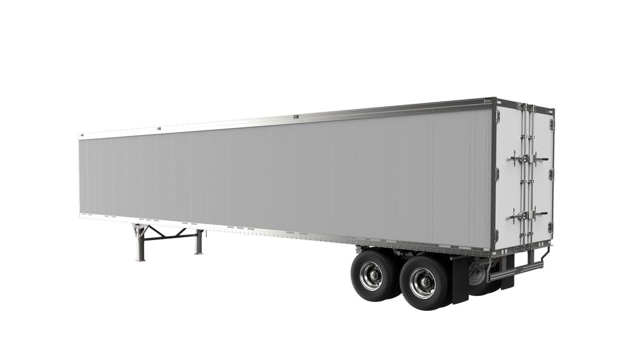 Sternx® performance steel for van trailers