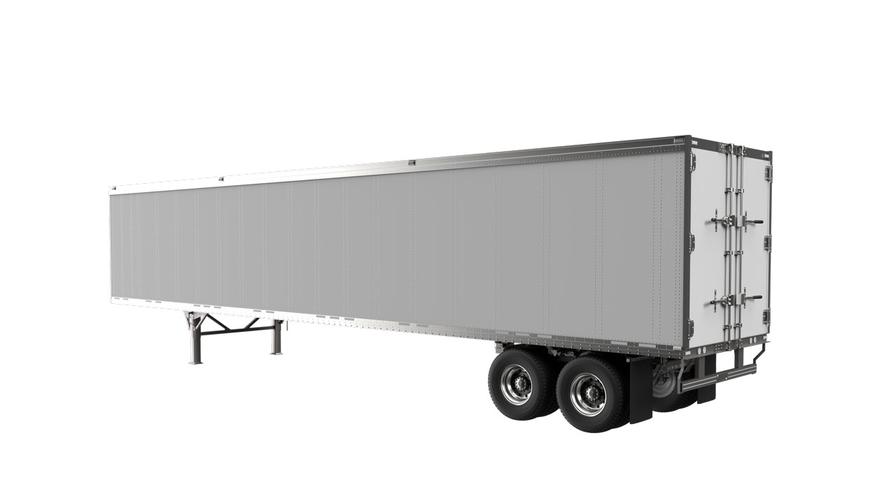 Sternx® performance steel for van trailers