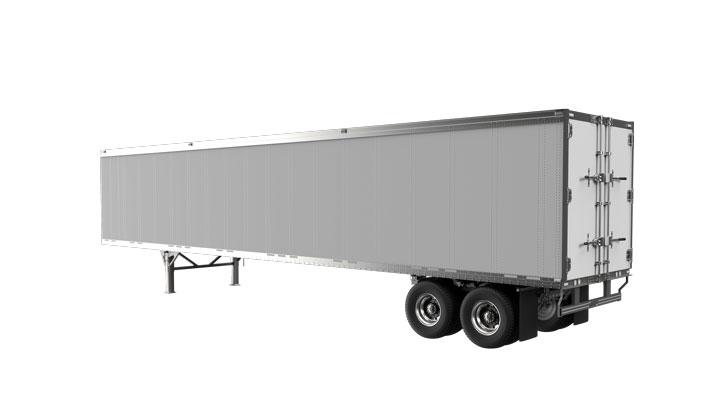 Van trailer