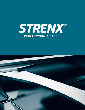 Strenx, Superior properties and Quality Guarantees