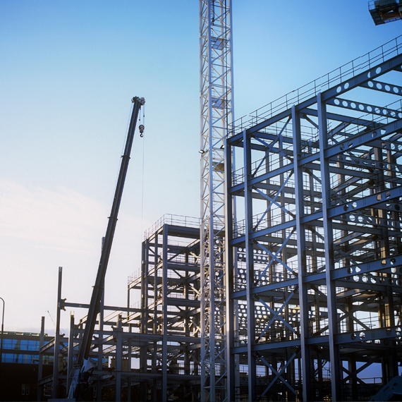 SSAB's wide range of structural steels