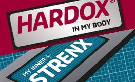 Hardox In My Body -merkki