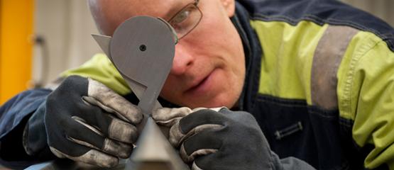 Obtenga soporte técnico al trabajar con aceros de alta resistencia de SSAB