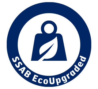 SSAB EcoUpgraded