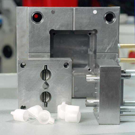 Schneider Electric in Nyköping tools manufacture plastic parts for electrical installations