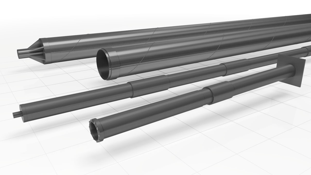Steel piles and infrastructure products