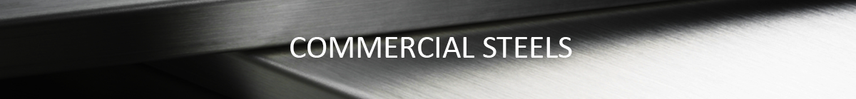 Commercial steel