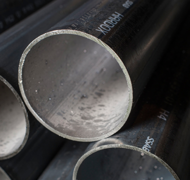 Hardox Tube 500 - Wear-resistant tubes with extra-high toughness