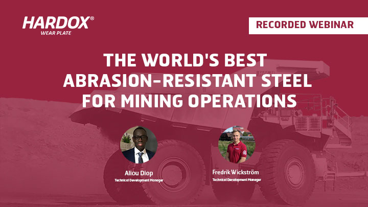 The World's Best Abrasion-Resistant Steel For Mining Operations