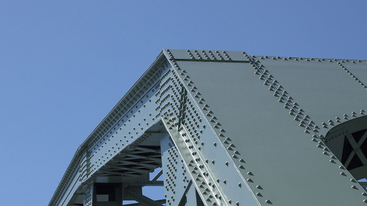 철강 구조물