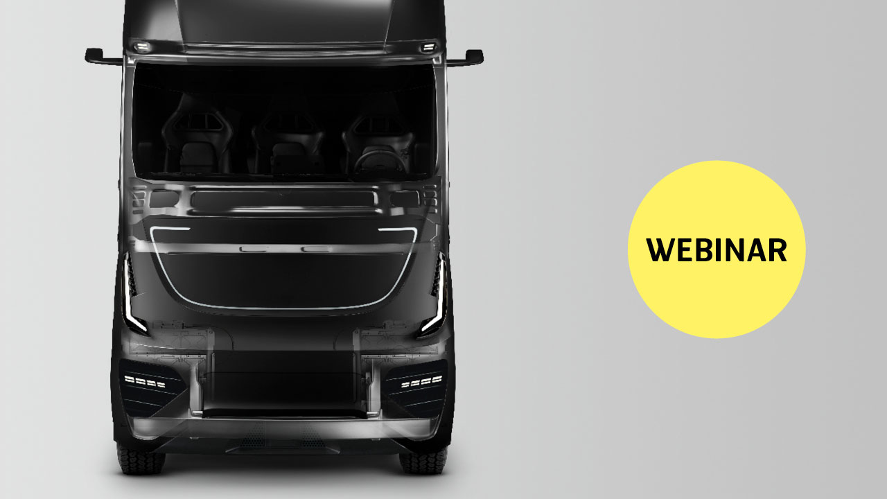 Webinar How truck OEMs can leverage advanced high strength steels in their designs